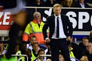 Everton boss Moyes fumes over controversial penalty decision