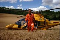 London Helicopter Crash Claims Life Of Pilot Who Worked On Movies, TV Shows