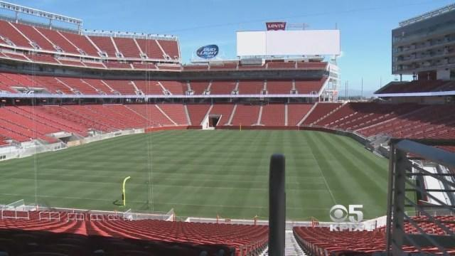 Inside Levi's Stadium: 49ers Usher In New Generation Of Football 'Ballparks'
