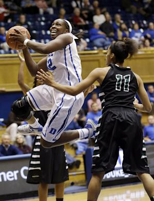 No. 2 Duke beats SC-Upstate 123-40