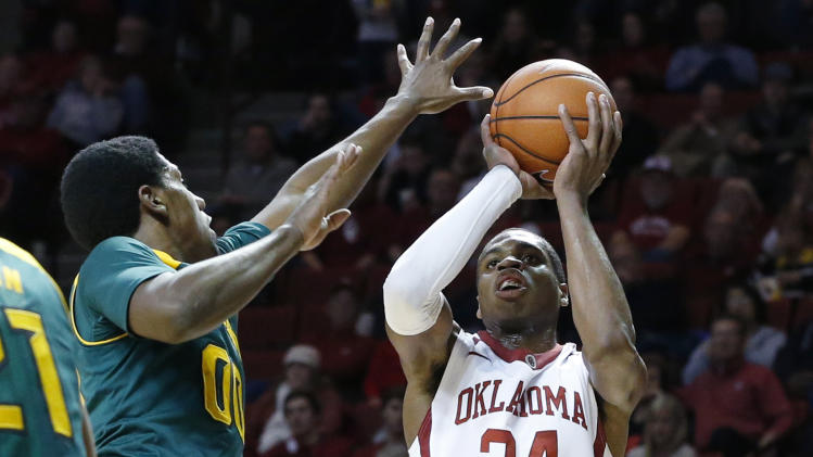 Cousins leads No. 21 Oklahoma past Baylor, 88-72