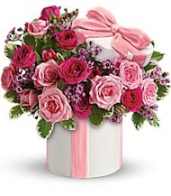 teleflora hats off to mom bouquet