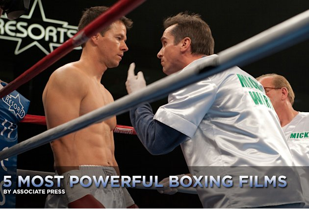 5 Most Powerful Boxing Films 2010 Title Card