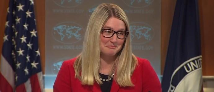 A Defensive Marie Harf Snarks At Fox News During Clinton Email Press Briefing