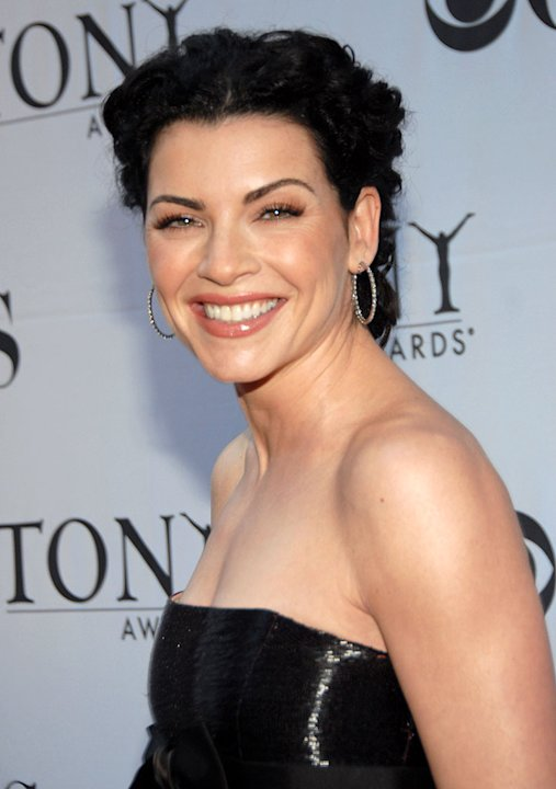 Julianna Margulies of Canterbury's Law at the 60th Annual Tony Awards.