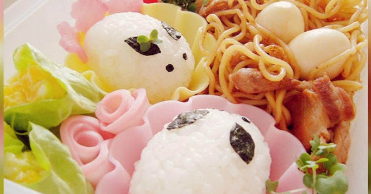 20+ Adorable Japanese Food Creations