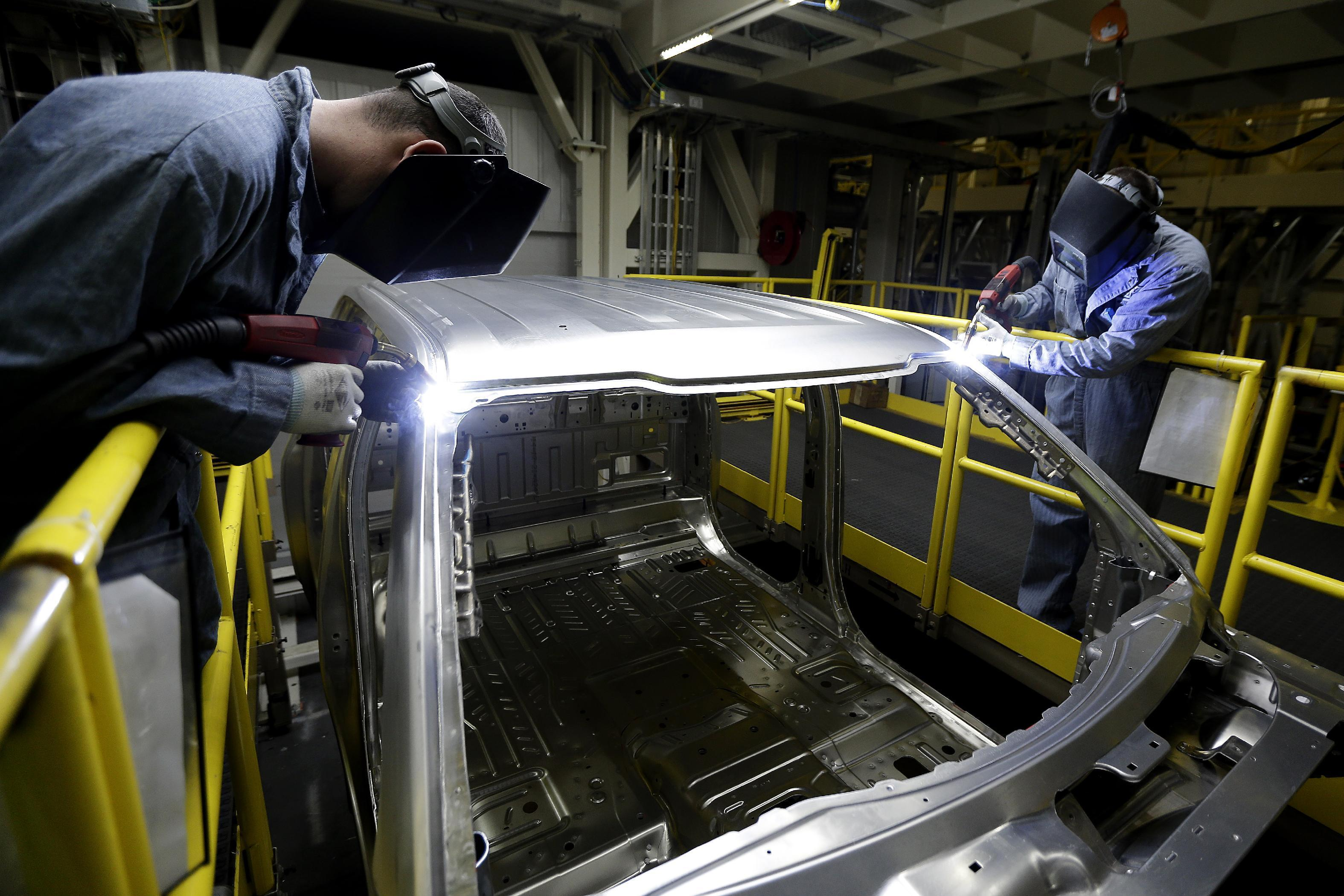 US productivity drops at 1.9 percent rate in first quarter