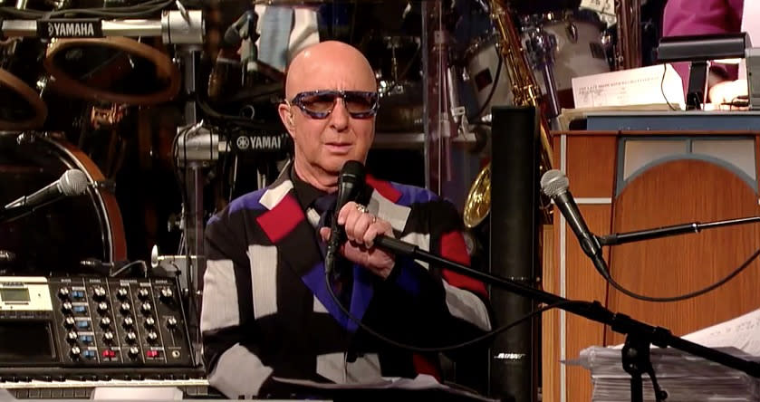 It's Raining Paul Shaffer's Greatest Hits, As Dave Letterman Ponders Grand Finale