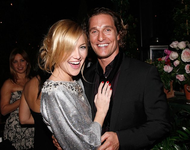 Matthew McConaughey 2007 Kate Hudson