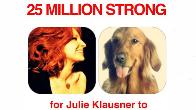Hey Bush's Baked Beans, Twitter Wants Julie Klausner to Pet Your Dog