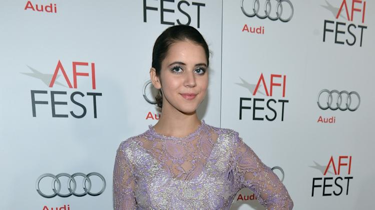 "AFI FEST 2012 Presented By Audi - ""On The Road"" Premiere - Red Carpet"