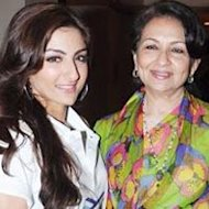 Soha Ali Khan: 'Life Goes On' is my first and last film with mum Sharmila Tagore'