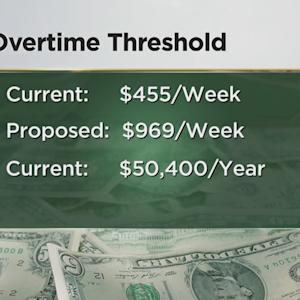 President Calls For More Overtime Pay