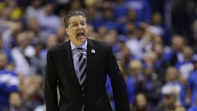 One-and-done working just fine for Kentucky