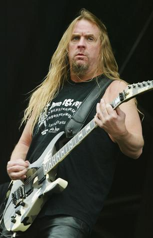 Jeff Hanneman Memorial Service Date Set