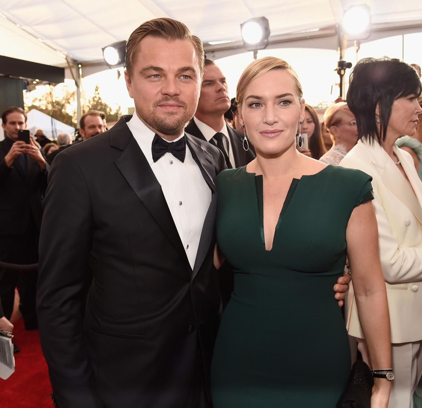 Kate Winslet Won't Boycott the Oscars Because Her Heart Will Go on for Leo