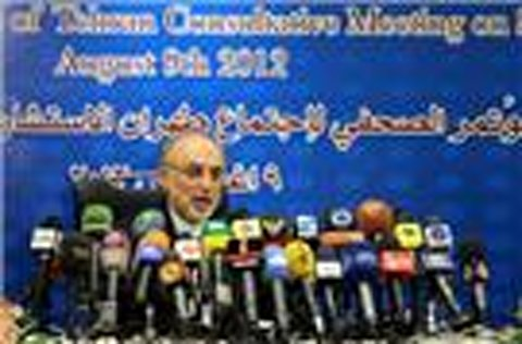 Iran urges dialogue to end Syria war