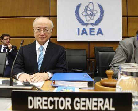 U.N. nuclear watchdog says pace of Iran's cooperation slow