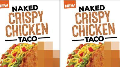 Taco Bell Hops on Chicken Trend, Unleashes Fried Chicken Taco Shell
