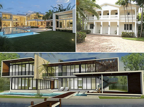 The Three Most Extravagant Homes for Sale on Star, Hibiscus, and Palm Island