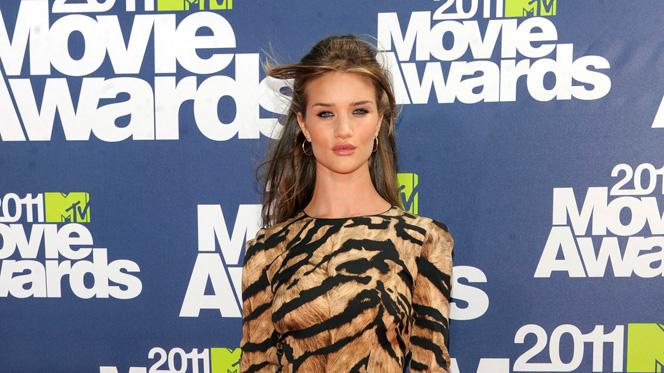 MTV Movie Awards 2011 Rosie Huntington Whiteley