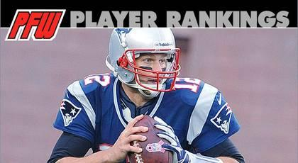 Week 16 QB rankings