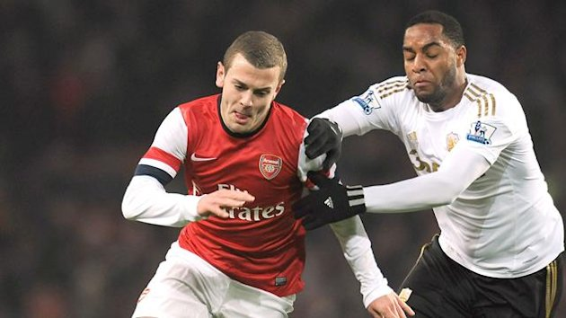 Jack Wilshere, Arsenal