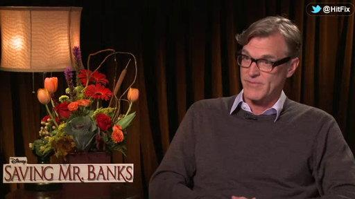 John Lee Hancock On Depicting the Mary Poppins Story in Saving Mr Banks