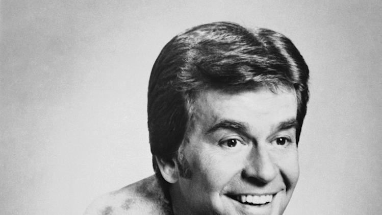FILE - In this Dec. 1980 file photo released by ABC, Dick Clark is shown. Clark, the television host who helped bring rock `n' roll into the mainstream on