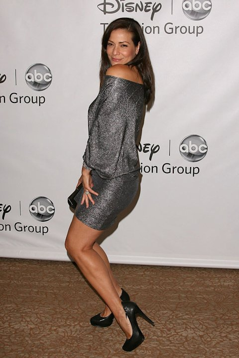 "Constance Marie of ""Switched At Birth"" attends the Disney ABC Televison Group's 'TCA 2001 Summer Press Tour' at the Beverly Hilton Hotel on August 7, 2011 in Beverly Hills, California."