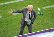 Giovanni Trapattoni was furious over James McClean's Twitter outburst
