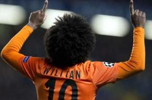 Willian has agreed Anzhi move, says Lucescu