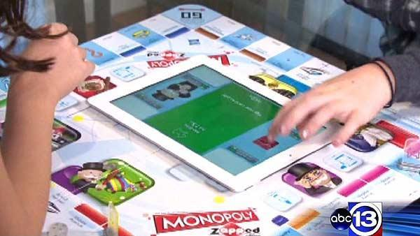Toys with technology twist popular this holiday