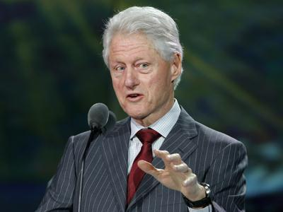 Bill Clinton on Gun Control: 'This Is Nuts'