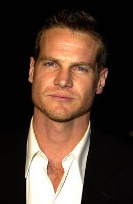 Premiere: Brian Van Holt at the Beverly Hills premiere of Columbia's Black Hawk Down - 12/18/2001