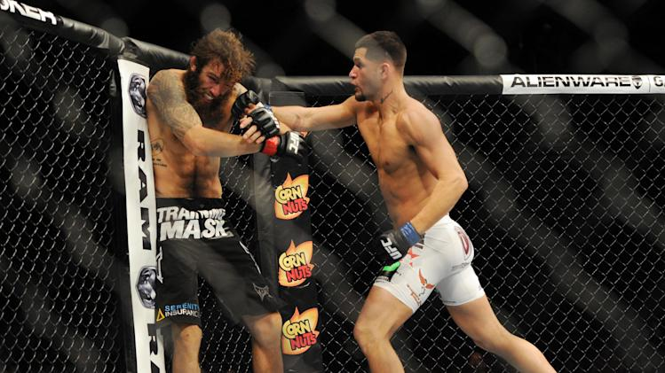 MMA: UFC on FOX 8-Chiesa-Masvidal
