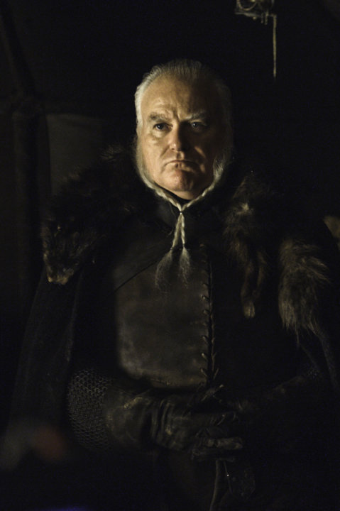 "Ron Donachie stars as Rodrik Cassel in ""Game of Thrones."""