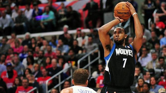 NBA: Minnesota Timberwolves at Los Angeles Clippers