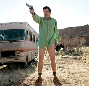 Walter White's Breaking Bad Underwear Auctioned Off for $9,900