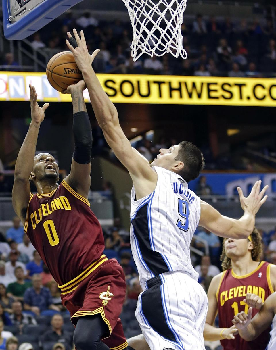 Cavaliers beat Magic 110-105 in preseason