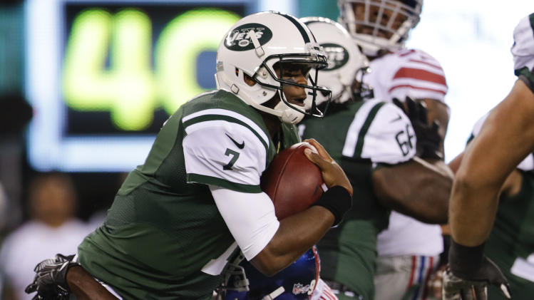 Smith has Jets' QB job, but needs to hold on to it
