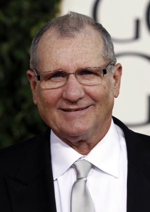 "FILE - In this Jan. 16, 2011 file photo, actor Ed O'Neill, from the ABC comedy series, ""Modern Family,"" arrives at the Golden Globe Awards in Beverly Hills, Calif. Neill tells his hometown newspaper that he's getting a star on the Hollywood Walk of Fame on Aug. 30. Induction speeches will be given by Sofia Vergara, who plays his wife on the ABC hit, and Katey Sagal, who played his wife on Fox's ""Married With Children."" (AP Photo/Matt Sayles, file)"