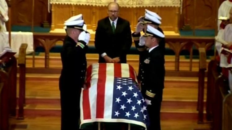 Ex-astronaut's final journey