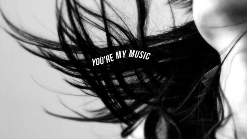 You're My Music (Lyric Video)