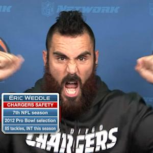 San Diego Chargers safety Eric Weddle: We finally put it all together
