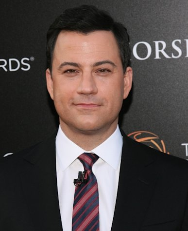 Jimmy Kimmel attends &#39;Escape to Total Rewards&#39; at Hollywood & Highland Center in Los Angeles on March 1, 2012  -- Getty Premium