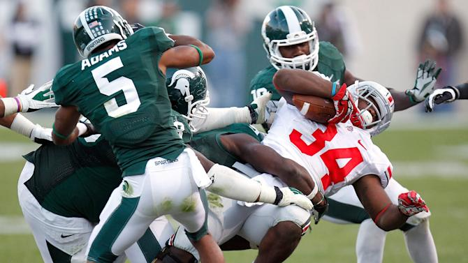 Ohio State v Michigan State