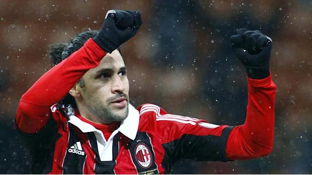 Serie A - Yepes confirms Milan exit
