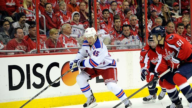 New York Rangers v Washington Capitals - Game Seven