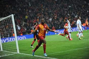 Galatasaray 3-2 Real Madrid (Agg 3-5): Sneijder and Drogba on song but Blancos progress to last four